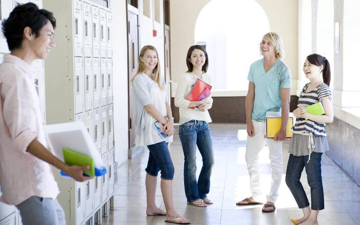 ココア留学だけの安心・節約留学とは?