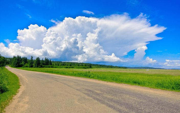 カナダ天気・天候のイメージ