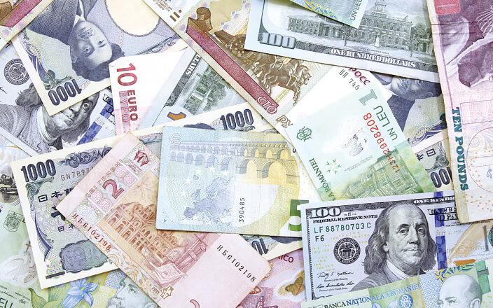 留学の外貨両替は安く無駄な手数料を無くすのイメージ