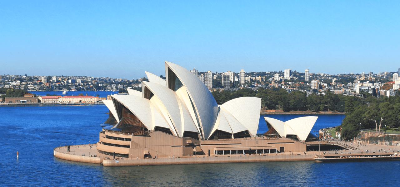 オーストラリア・シドニーオペラハウス