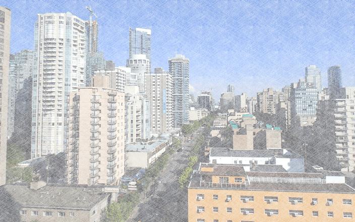 カナダ永住権を取得した後の街のイメージ