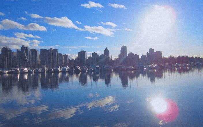 カナダへの移民・移住から永住権取得までの流れのイメージ