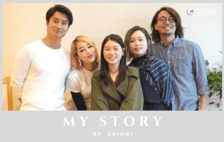 海外美容師ストーリー!私の留学は愛情が全てでした!のメインイメージ