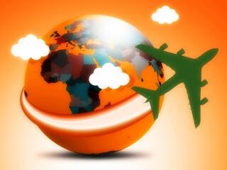 留学やワーキングホリデー終了後に世界を飛び回る飛行