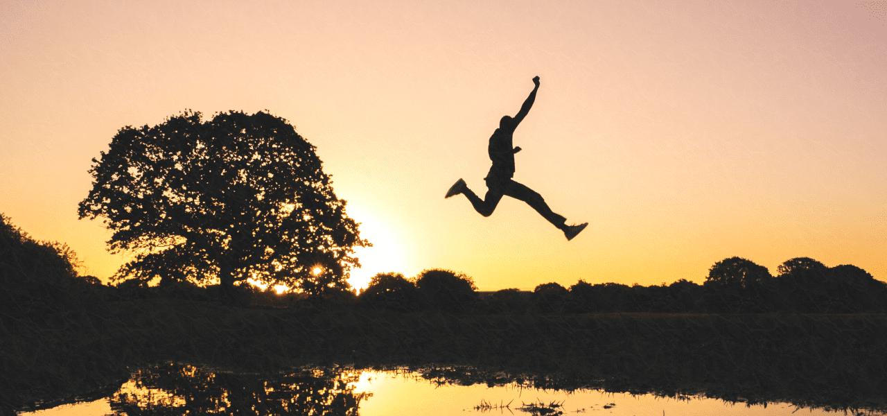 大きな飛躍を見せるサラリーマン