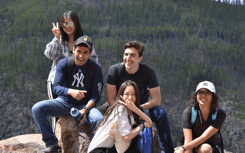 VANWEST COLLEGE 夏休みジュニア短期留学のイメージ