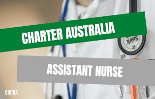 CharterAustraliaで、学ぶ!働く!稼ぐ!【本格看護留学】のメインイメージ