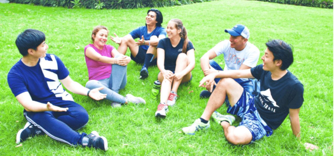SMEAGメルボルン校の生徒が集まっているイメージ