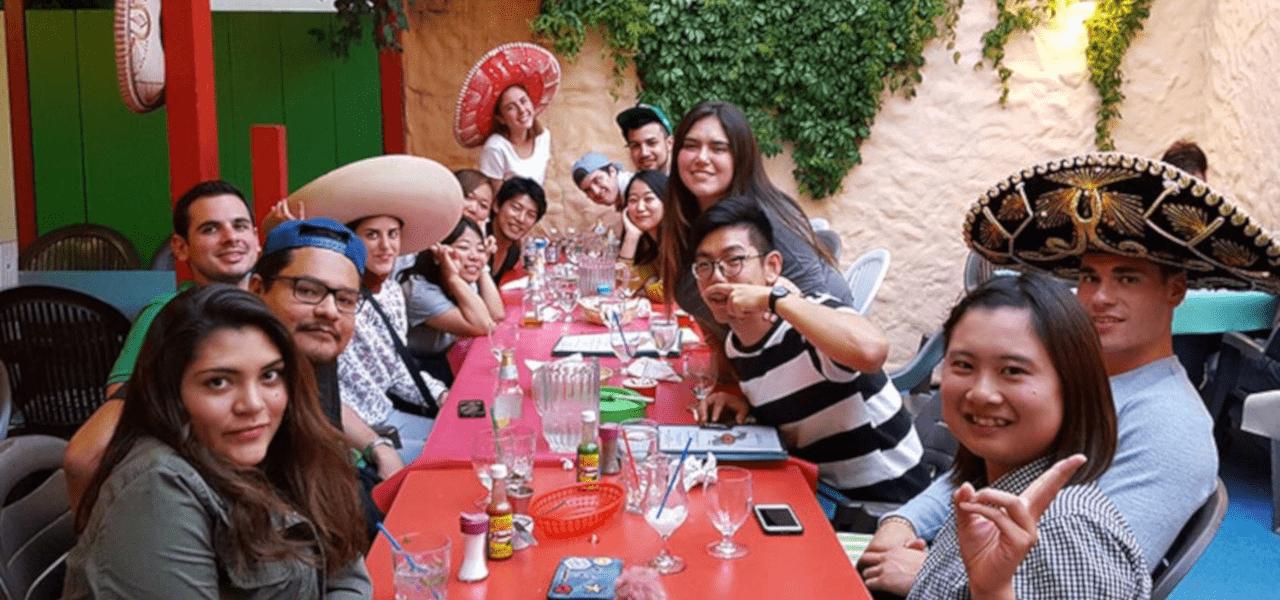 メキシカンパーティー