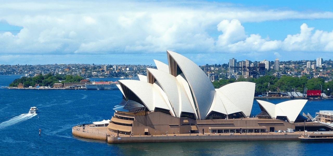 人気の留学先オーストラリアの景色
