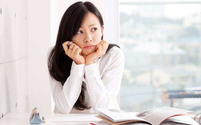 英語留学の効果がでない人が持つ8の共通点のイメージ