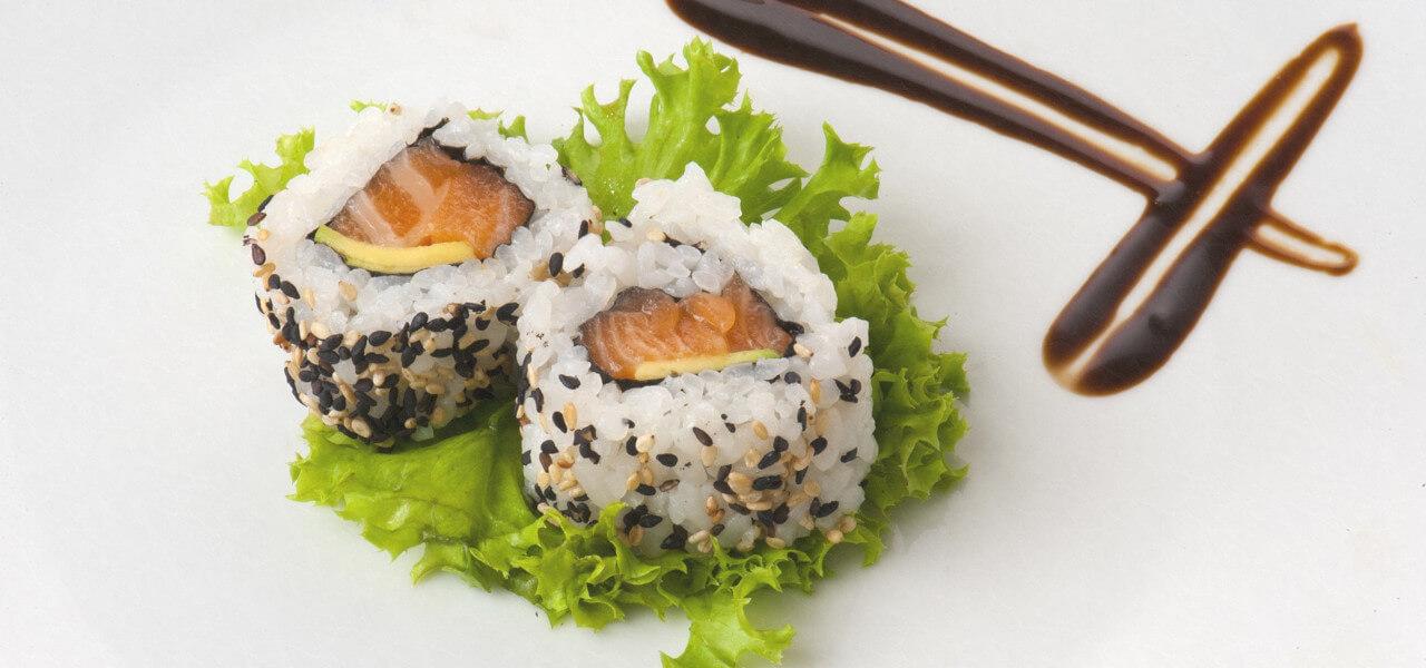 カルフォルニアロールのお寿司