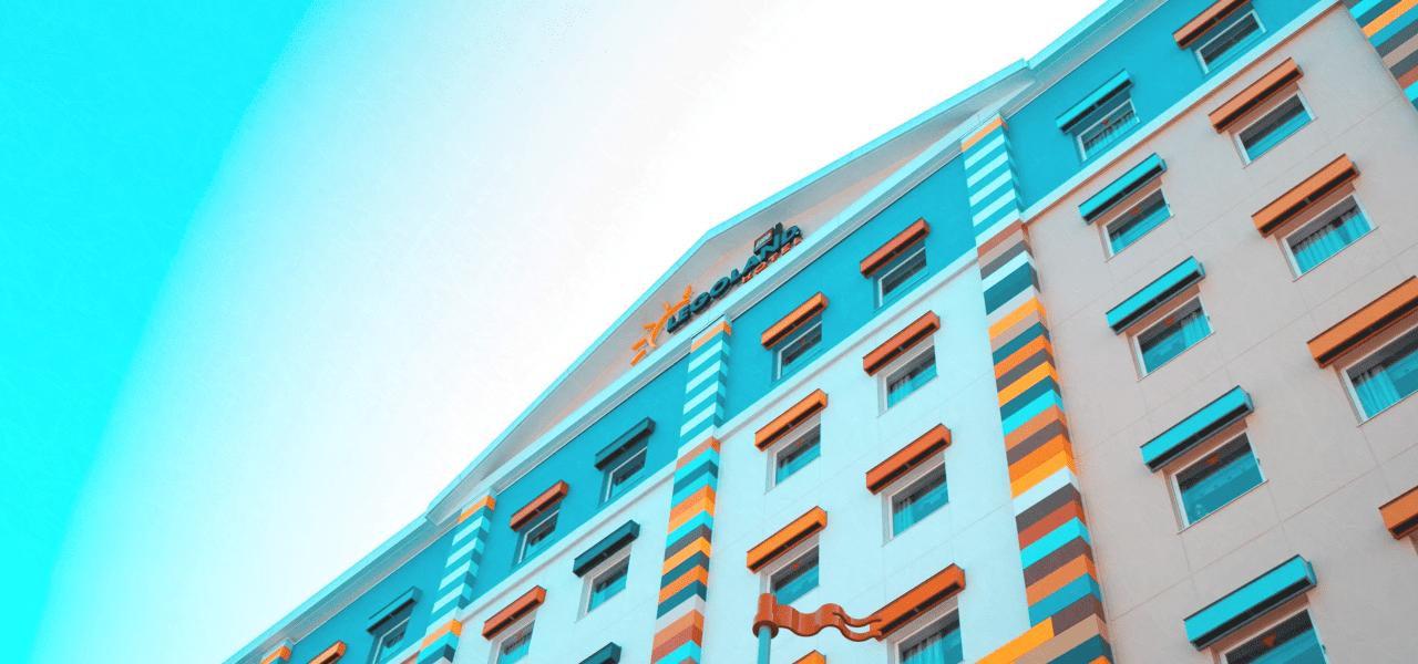 名古屋の建物