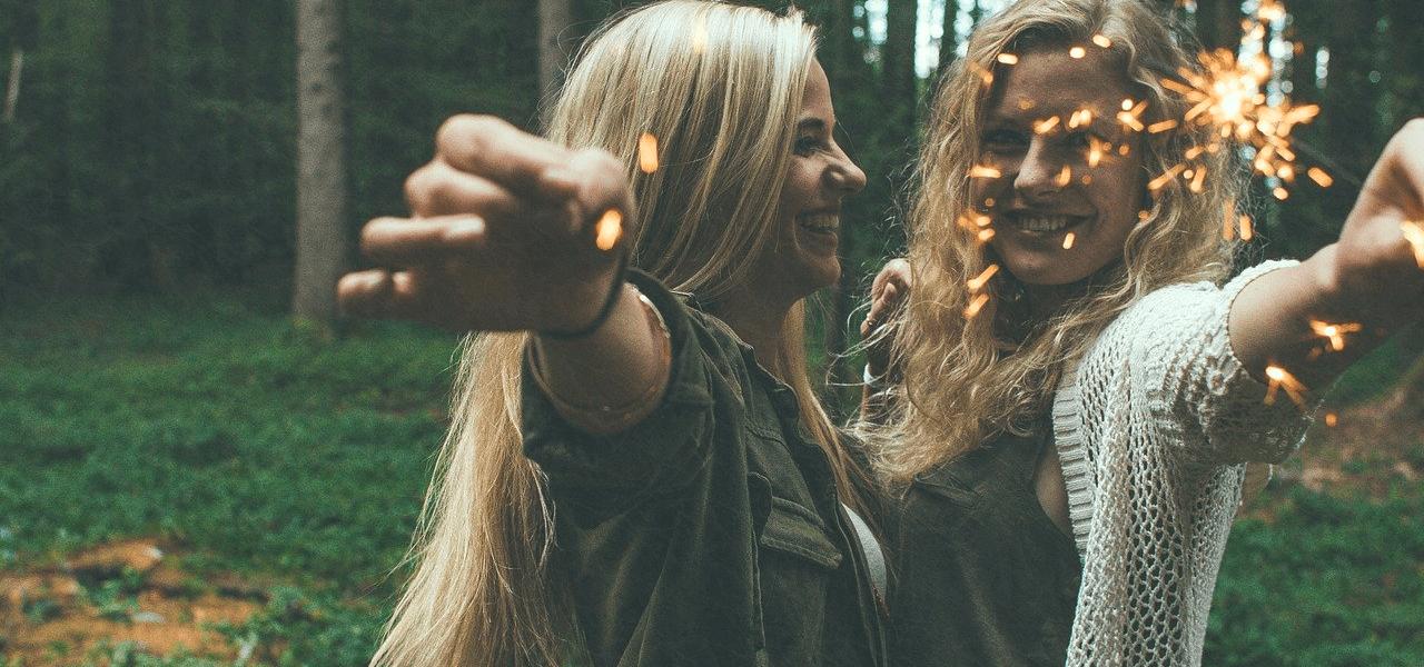 火花と留学生