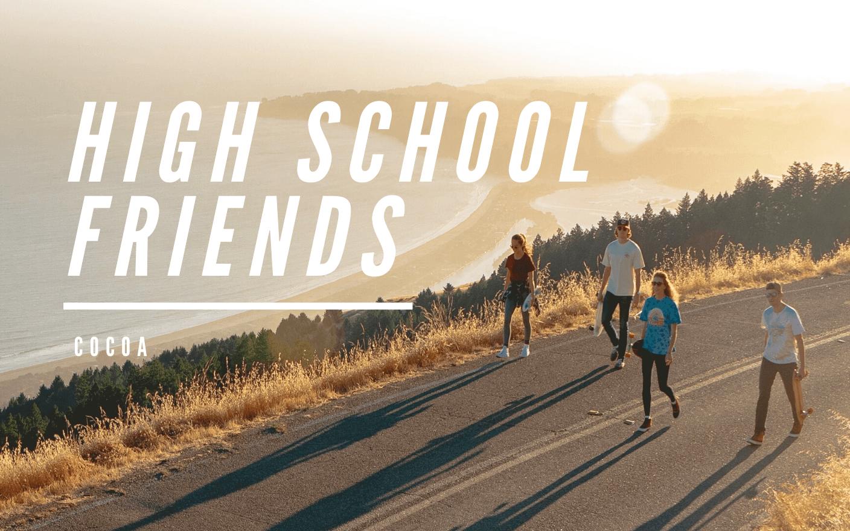友達作りは難しい!?高校留学を成功させる方法!のイメージ