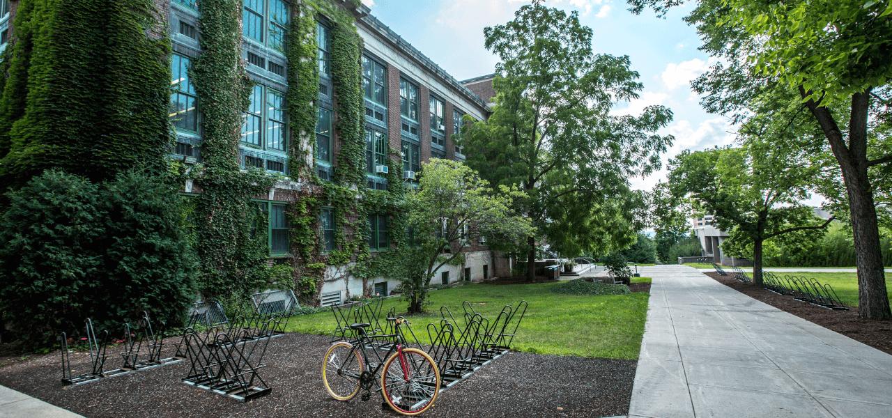 海外大学のキャンパス