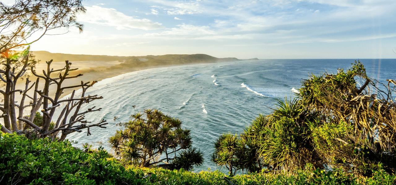 南半球オーストラリアの海