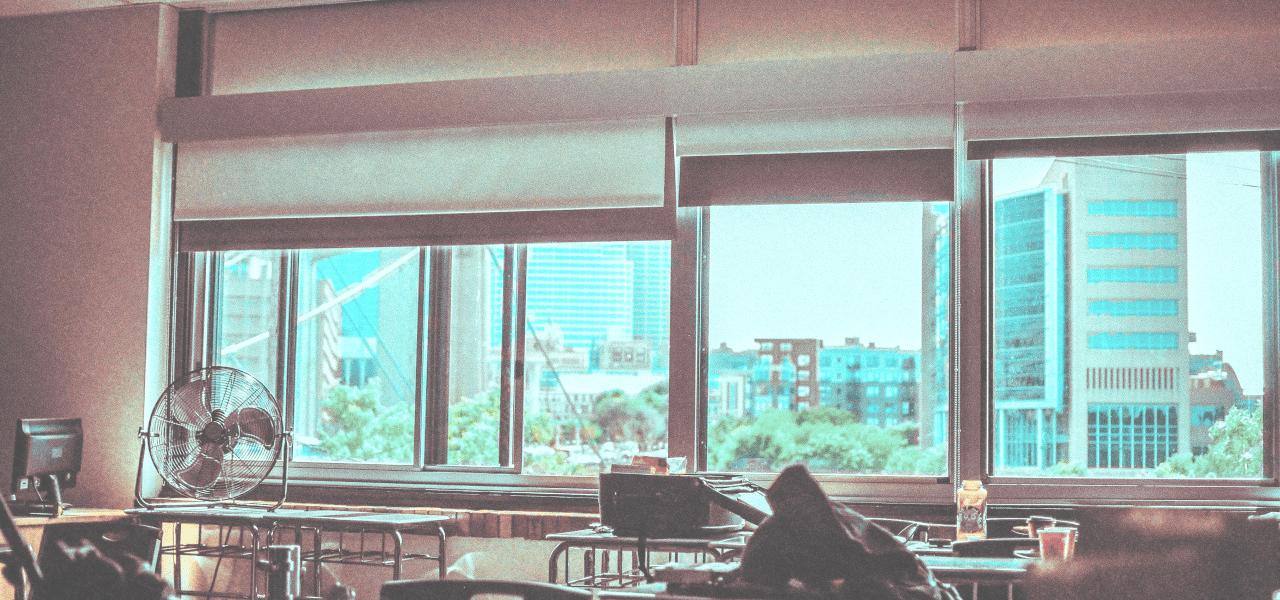 海外の学校の教室