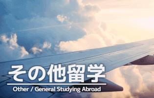 その他の留学情報