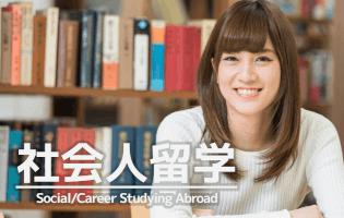 社会人の留学