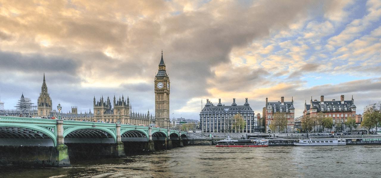 人気の留学先ロンドンの風景