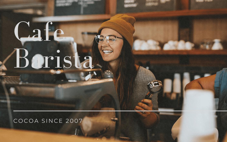 海外カフェ・バリスタで働く!英語+転職キャリア留学!のイメージ