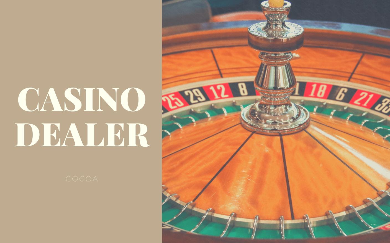 海外でカジノディーラーを目指すカジノ留学とは?のイメージ