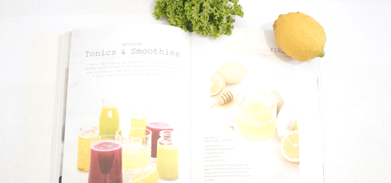 料理のレシピ本