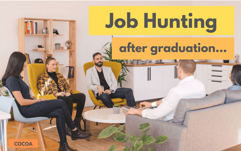 大学卒業後の留学で就職活動を攻略できるのか?のイメージ