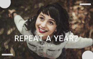 私は留年をしてでも留学すべき?