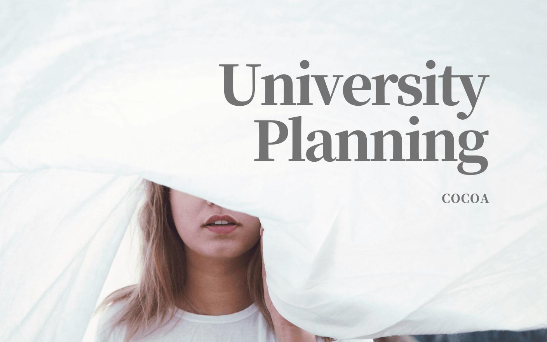 大学生に知って欲しい留学計画と作り方の注意!のイメージ
