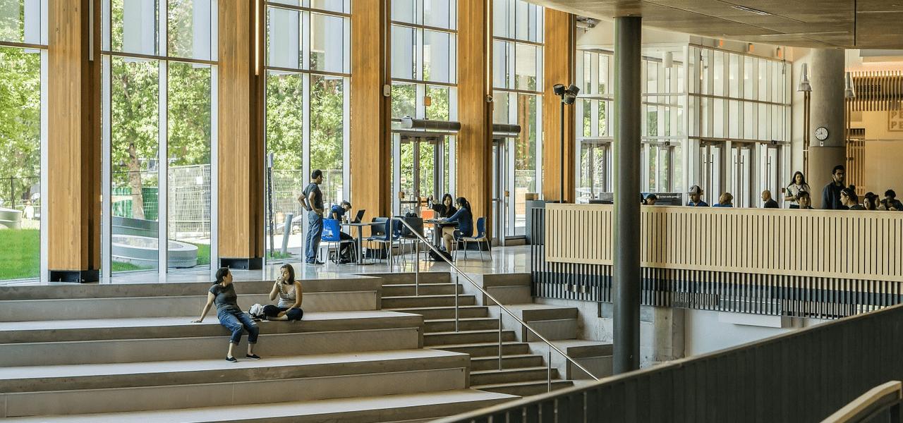 海外大学の講堂