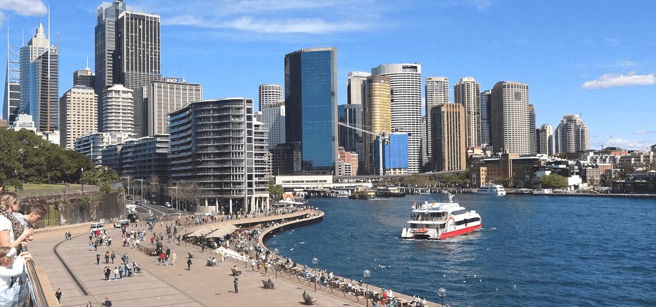 シドニーの風景
