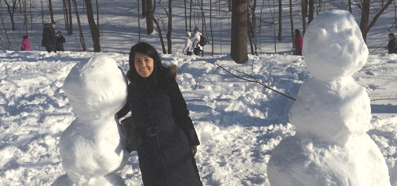 カナダ在住の移民コンサルタント上田由美先生